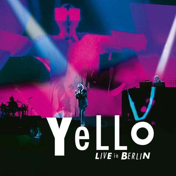 Yello - Live In Berlin - 2CD
