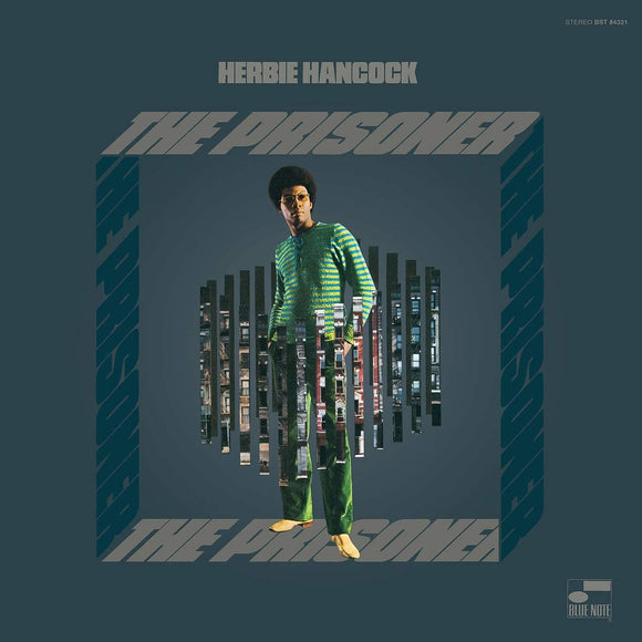 Herbie Hancock - The Prisoner - LP