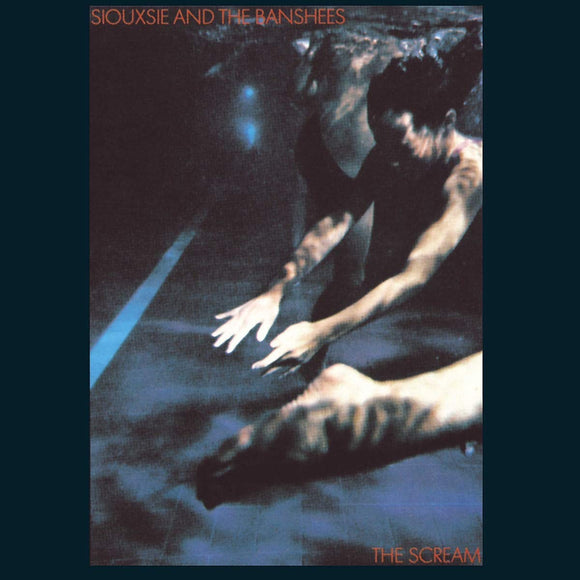 Siouxsie & The Banshees - The Scream - LP