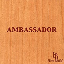 Elliott Brood - Ambassador - LP with 7""