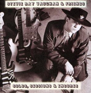Stevie Ray Vaughan - Solos, Sessions & Encores - CD