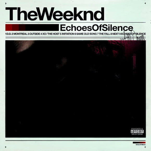 The Weeknd - Echoes Of Silence - 2LP