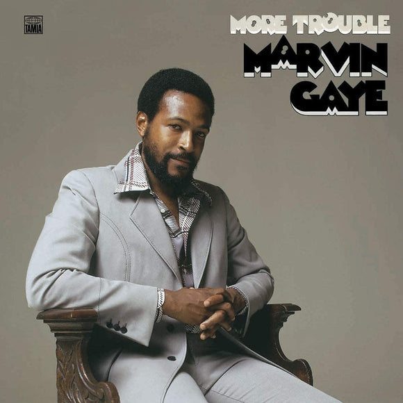 Marvin Gaye - More Trouble - LP