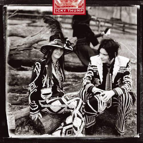 White Stripes - Icky Thump - 2 LPs
