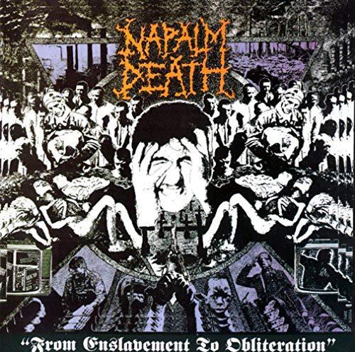 Napalm Death - From Enslavement To Obliteration - LP