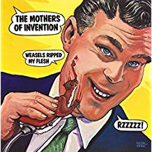 The Mothers of Invention - Weasels Ripped My Flesh LP