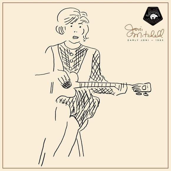 Joni Mitchell - Early Joni -1963 - LP