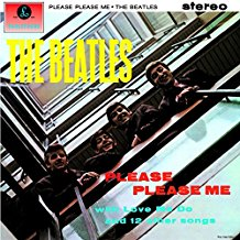 The Beatles - Please Please Me - LP