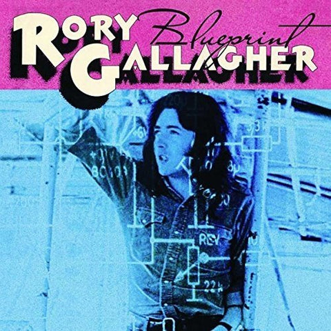 Rory Gallagher - Blueprint LP