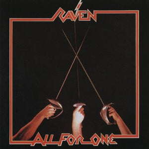 Raven - All For One - CD