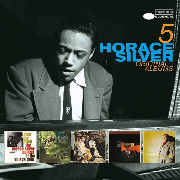Horace Silver - 5 Original Albums CD