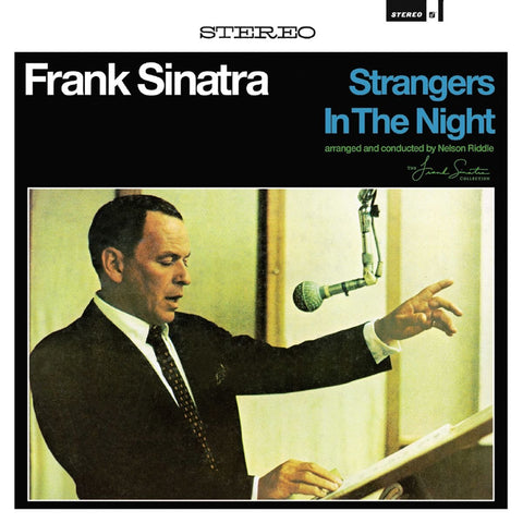 Frank Sinatra - Strangers In The Night - LP