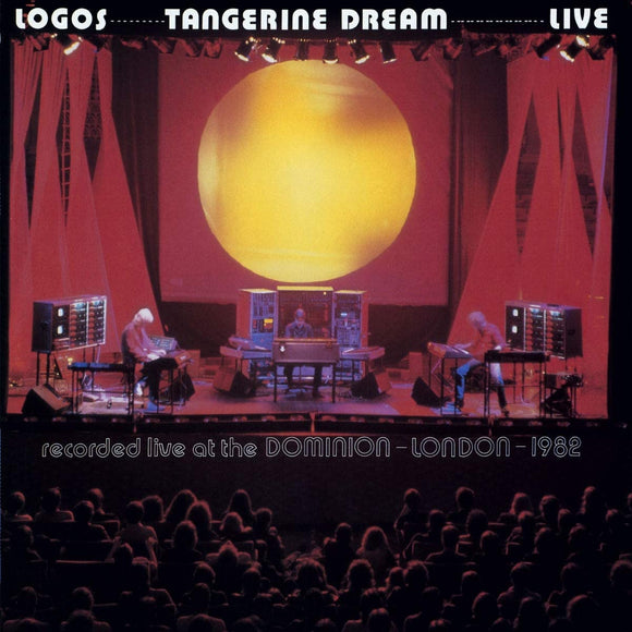 Tangerine Dream - Logos Live - CD