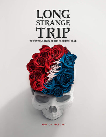 The Grateful Dead - Long Strange Trip - BluRay (Pre-Order)