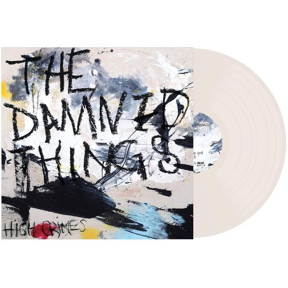 The Damned Things - High Crimes - LP