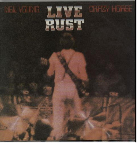 Neil Young - Live Rust - 2 LP