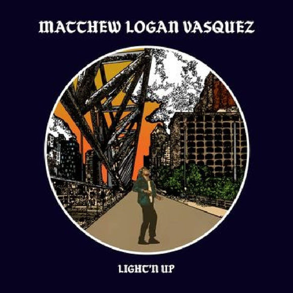 Matthew Logan Vasquez - Light 'n Up CD