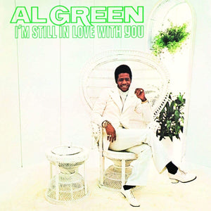 Al Green - I'm Still In Love With You - LP