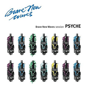 Psyche - Brave New Waves CD