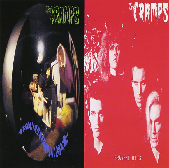 The Cramps - Psychedelic Jungle / Gravest Hits - CD