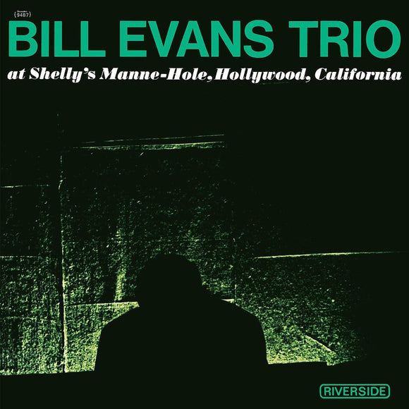 Bill Evans - At Shelly's Manne-Hole - LP