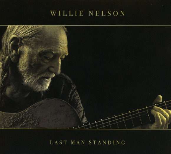 Willie Nelson - Last Man Standing CD
