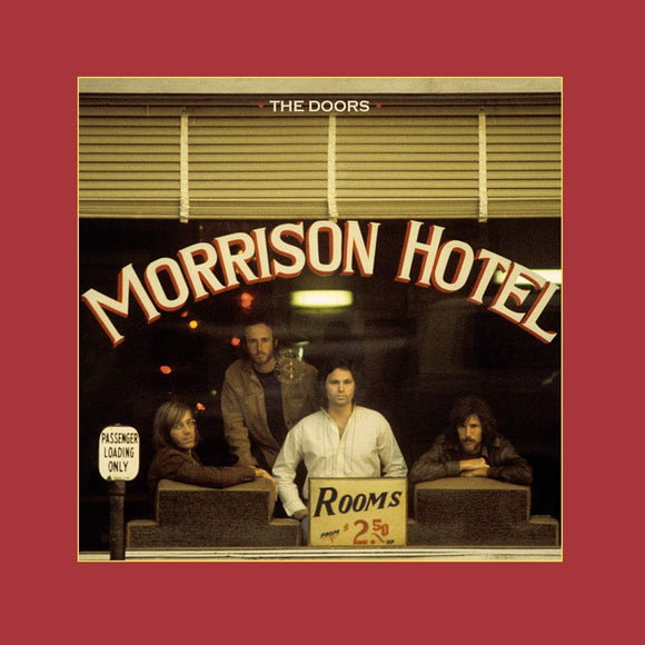 The Doors - Morrison Hotel 50th - 2CD/LP