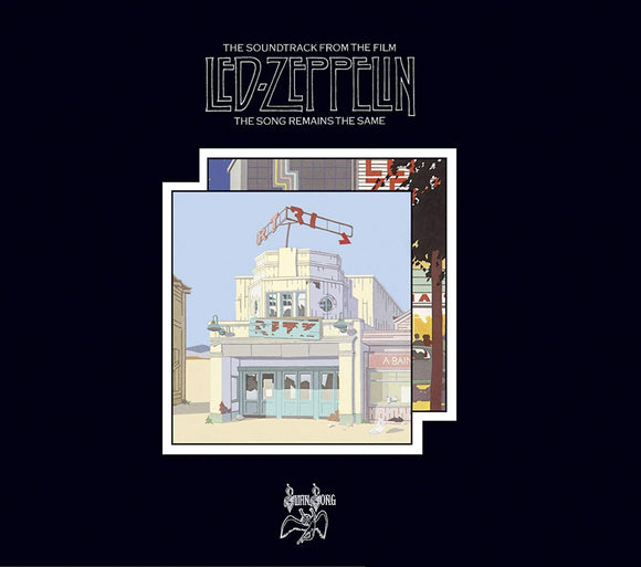 Led Zeppelin - The Song Remains The Same 2 CD