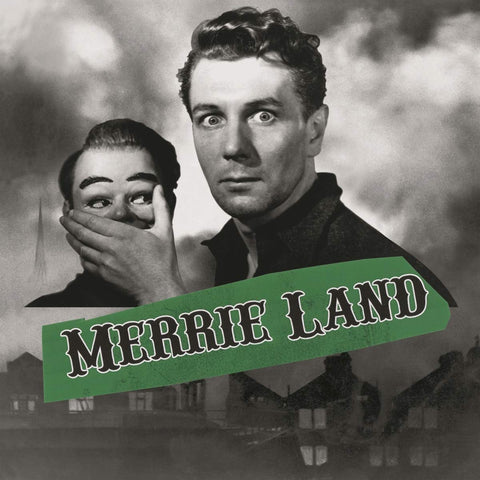 The Good, The Bad & The Queen - Merrie Land LP