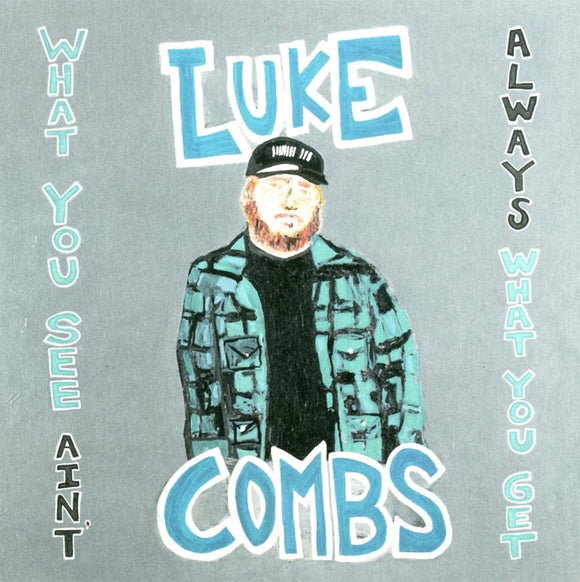 Luke Combs - What You See Ain't Always What You Get - 2CD