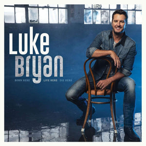 Luke Bryan - Born Here, Live Here, Die Here - CD