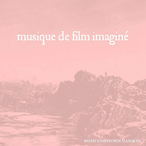 Brian Jonestown Massacre - Musique De Film Imagine LP