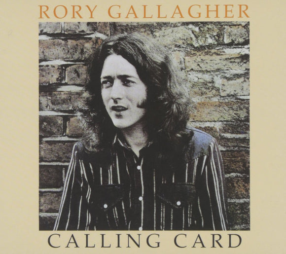 Rory Gallagher - Calling Card - LP