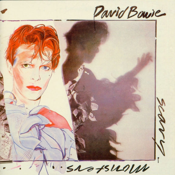 David Bowie - Scary Monsters - LP