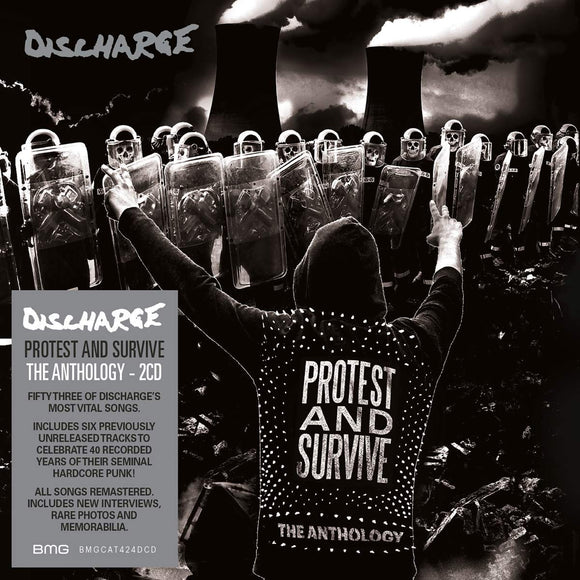Discharge - Protest And Survive - 2CD