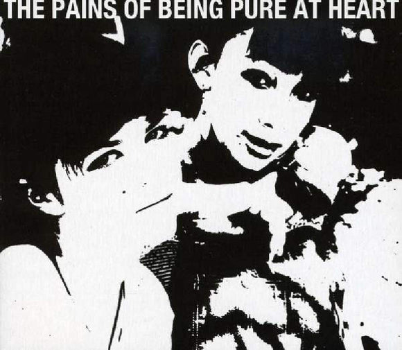 The Pains Of Being Pure At Heart - s/t  USED CD