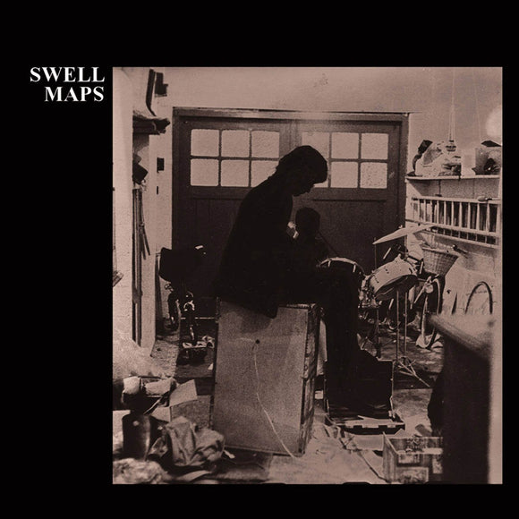 Swell Maps - Jane From Occupied Europe - LP
