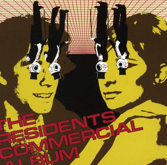The Residents - Commercial Album - 2CD