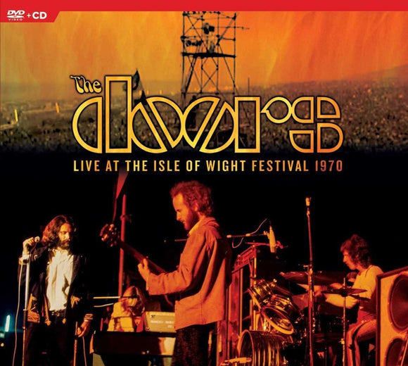 The Doors - Live At The Isle Of Wight 1970 CD/DVD