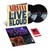 Nirvana - Live And Loud - 2LP