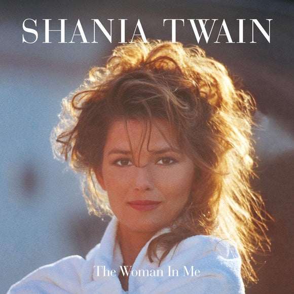 Shania Twain - The Woman In Me - 3CD