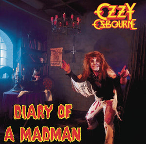 Ozzy Osbourne - Diary Of A Madman - LP