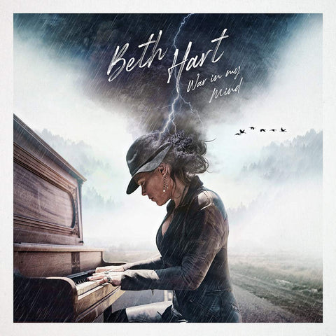 Beth Hart - War In My Mind - CD
