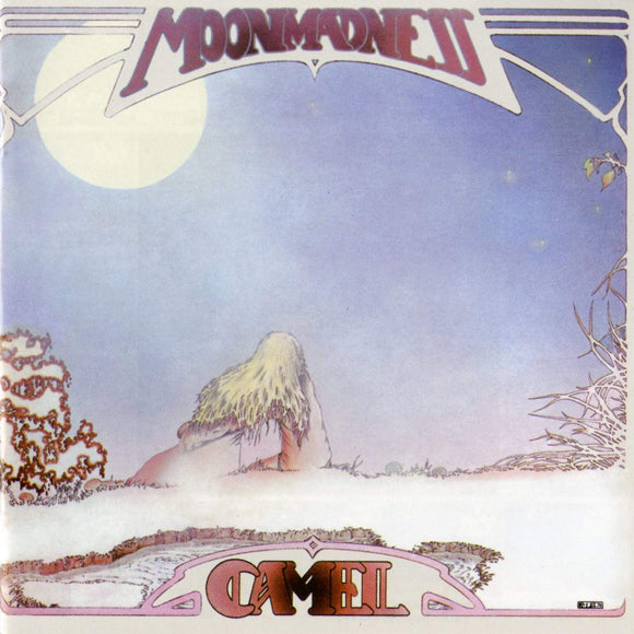 Camel - Moonmadness - LP