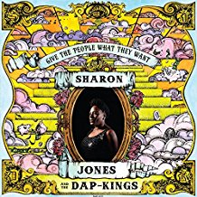 Sharon Jones & The Dap-Kings - Give the People What They Want - LP