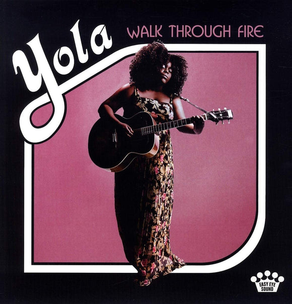 Yola _ Walk Through Fire - CD