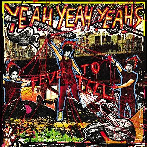 Yeah Yeah Yeahs - Fever To Tell - LP