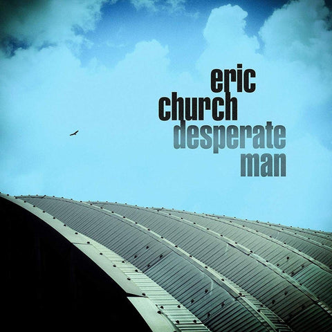 Eric Church - Desperate Man CD