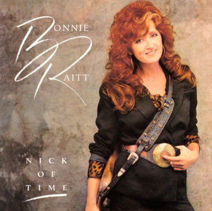 Bonnie Raitt - Nick Of Time LP