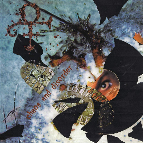 Prince - Chaos And Disorder - LP